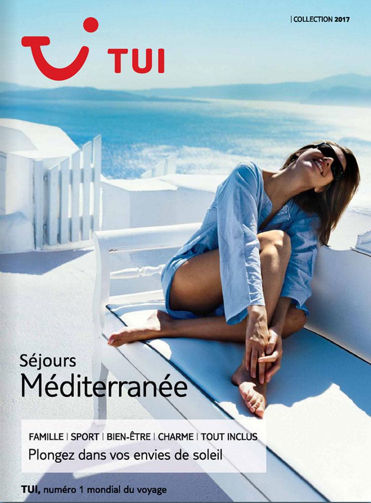catalogue TUI Séjours Méditerranée