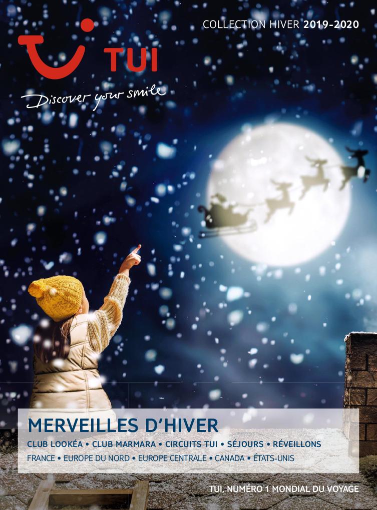 catalogue TUI Merveilles Hiver