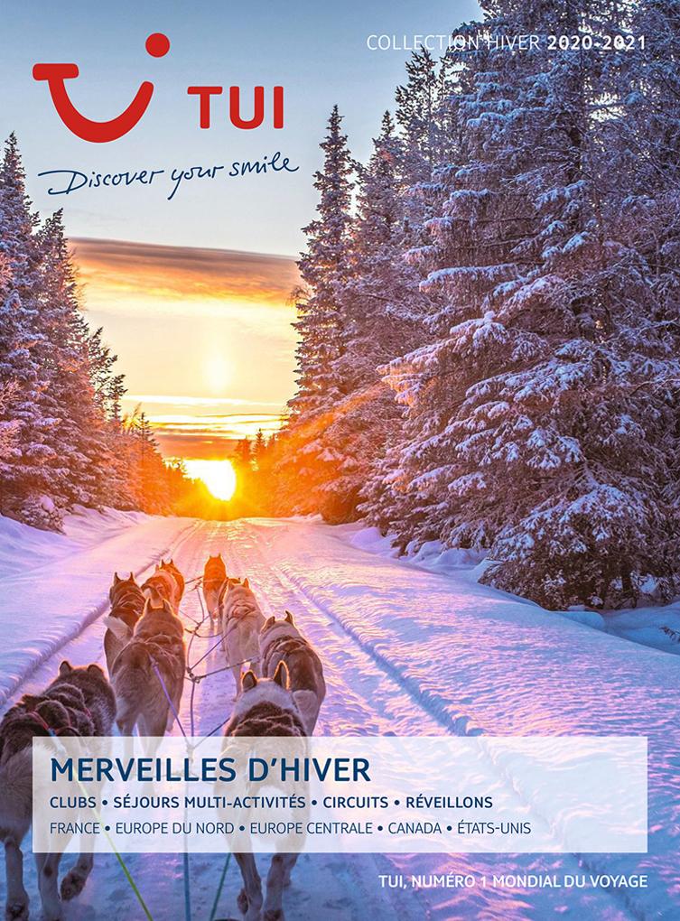 catalogue TUI Merveilles d'Hiver2020 2021
