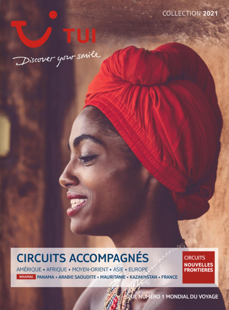 catalogue Circuits Nouvelles Frontières