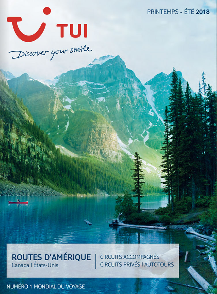 brochure TUI Routes d'Amérique
