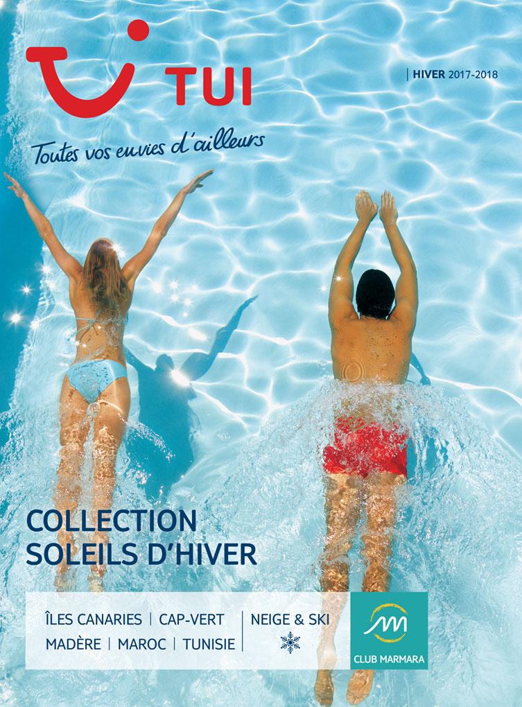 catalogue TUI Hôtels & Clubs Hiver