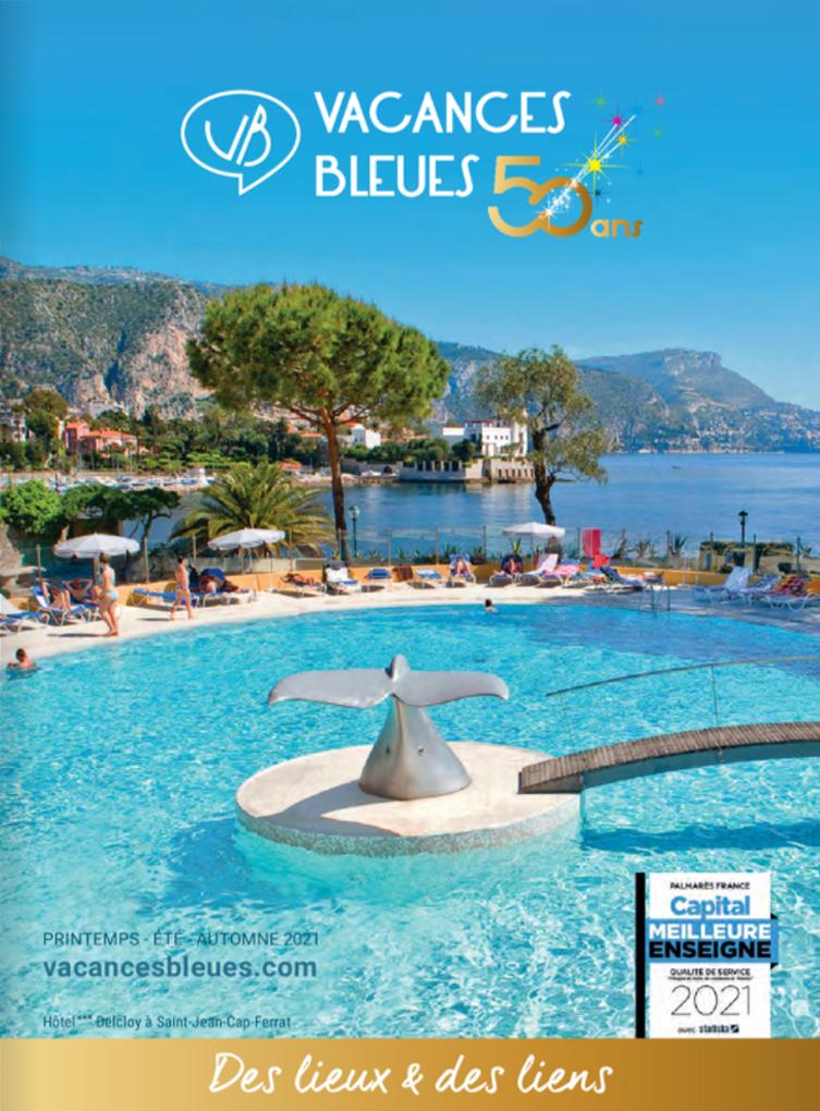Vacances Bleues Catalogue 2021