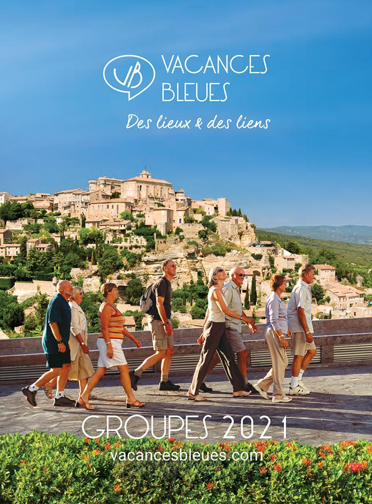Catalogue Vacances Bleues Groupes
