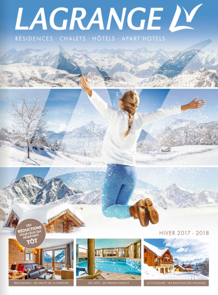 Brochure Vacances Lagrange Hiver