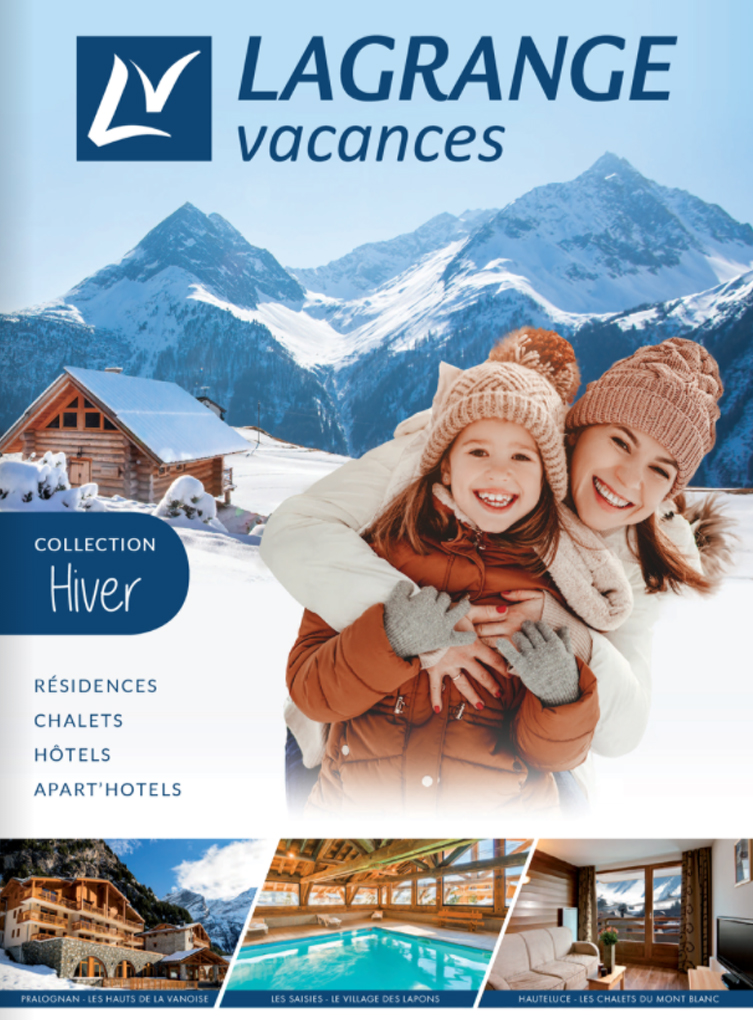 catalogue Vacances Lagrange
