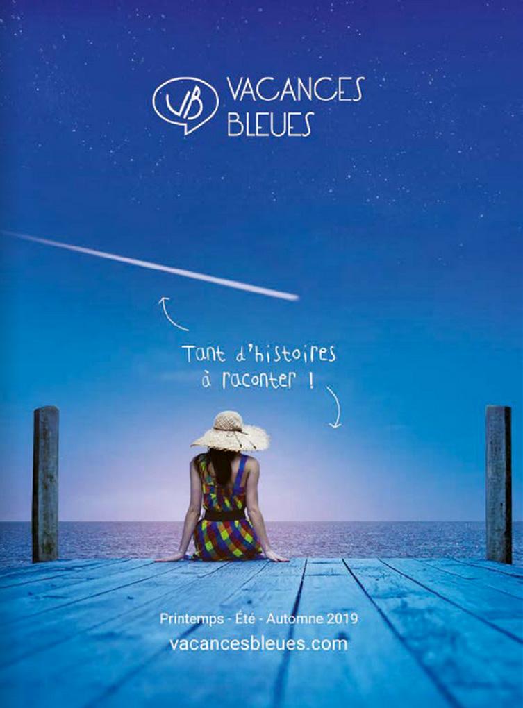catalogue Vacances Bleues Eté