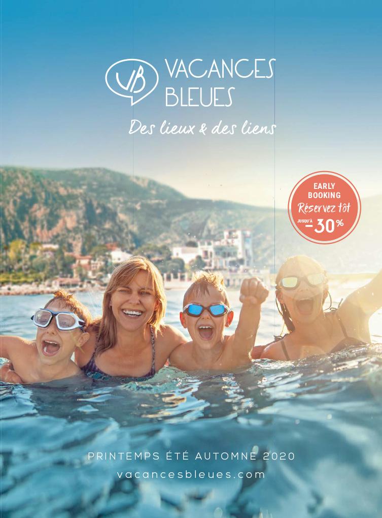 catalogue Vacances Bleues Edition Eté