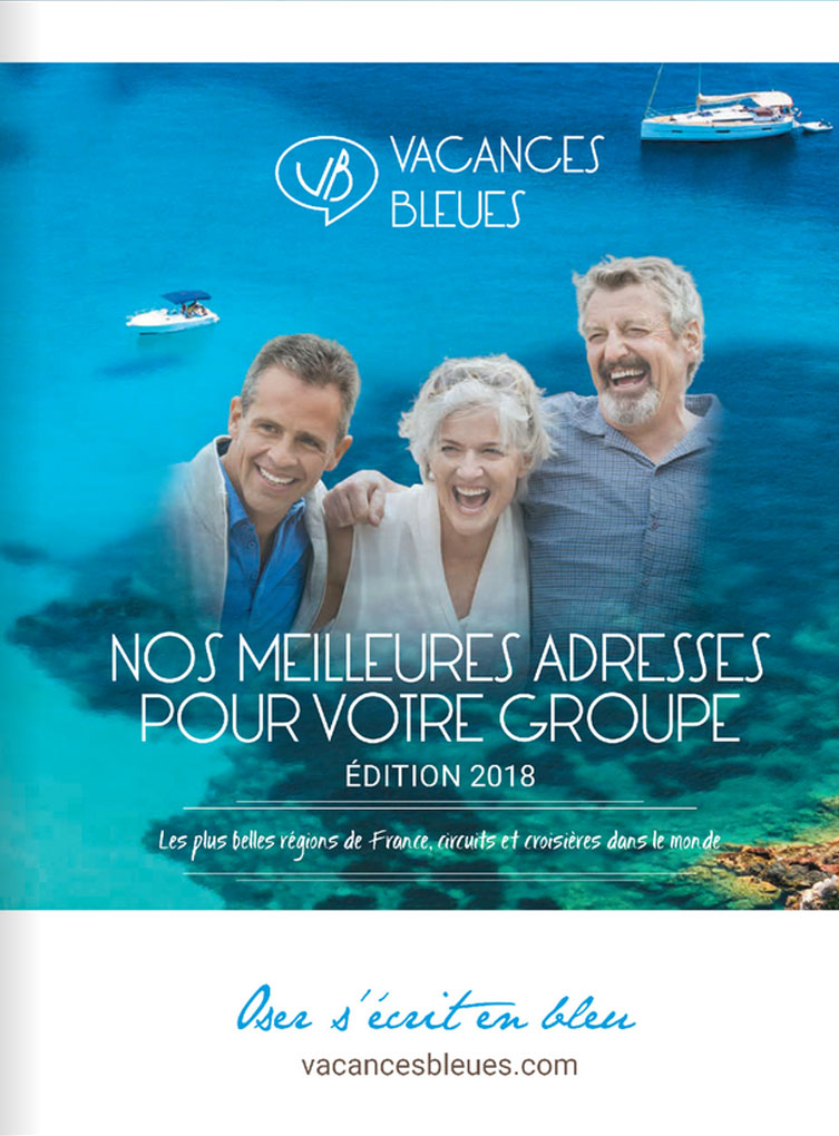 Vacances Bleues Catalogue Groupe