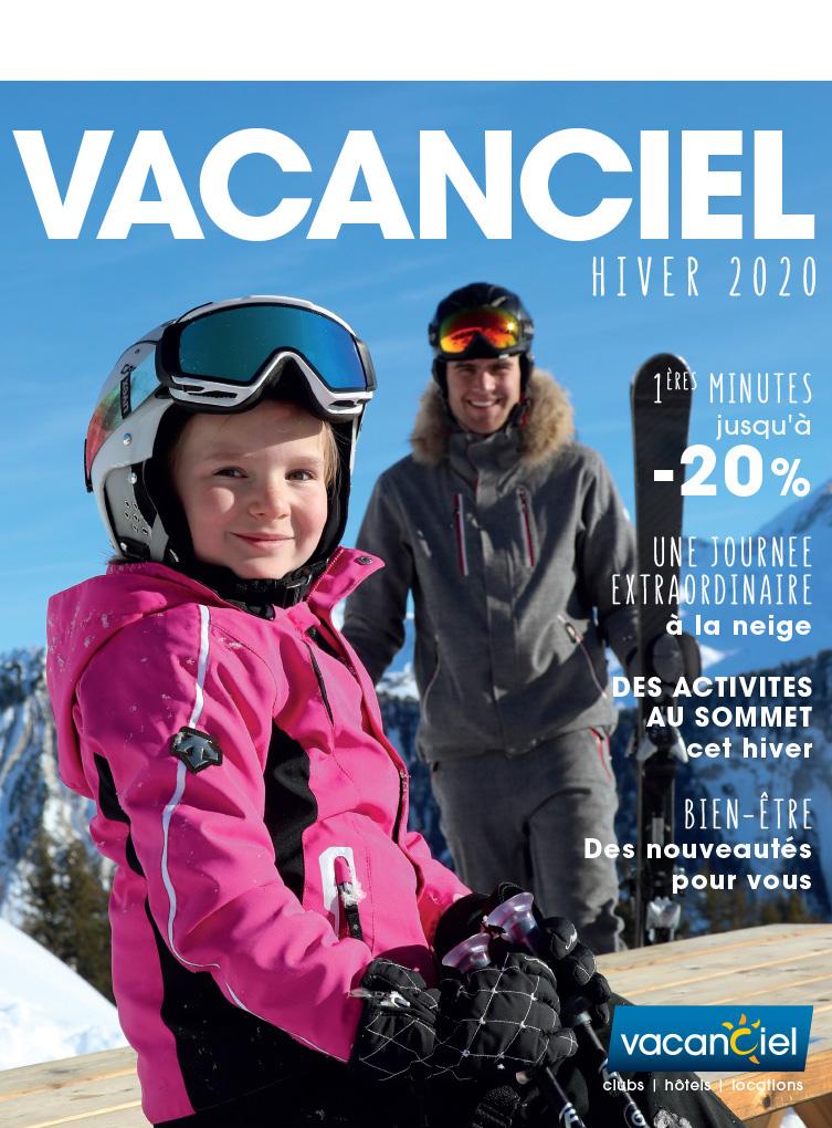 Brochure Vacanciel Hiver