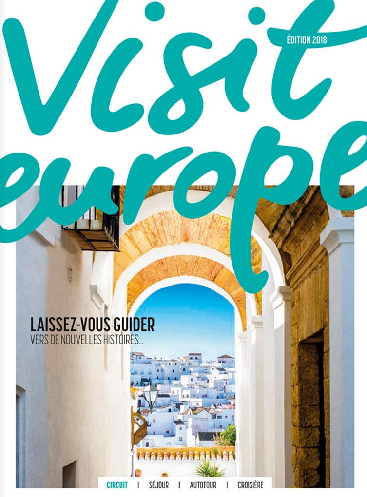 Brochure Visit Europe Eté 2018