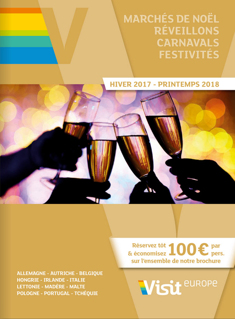 Brochure Visit Europe Festivités 2017 2018