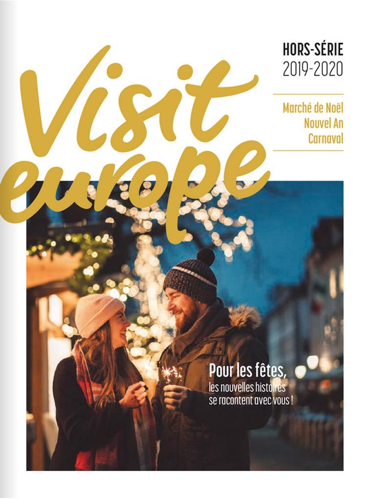 Brochure Visit Europe Hors-série 2019-2020