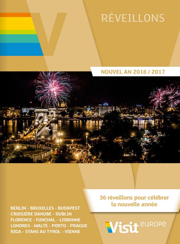 Brochure Visit Europe Réveillons