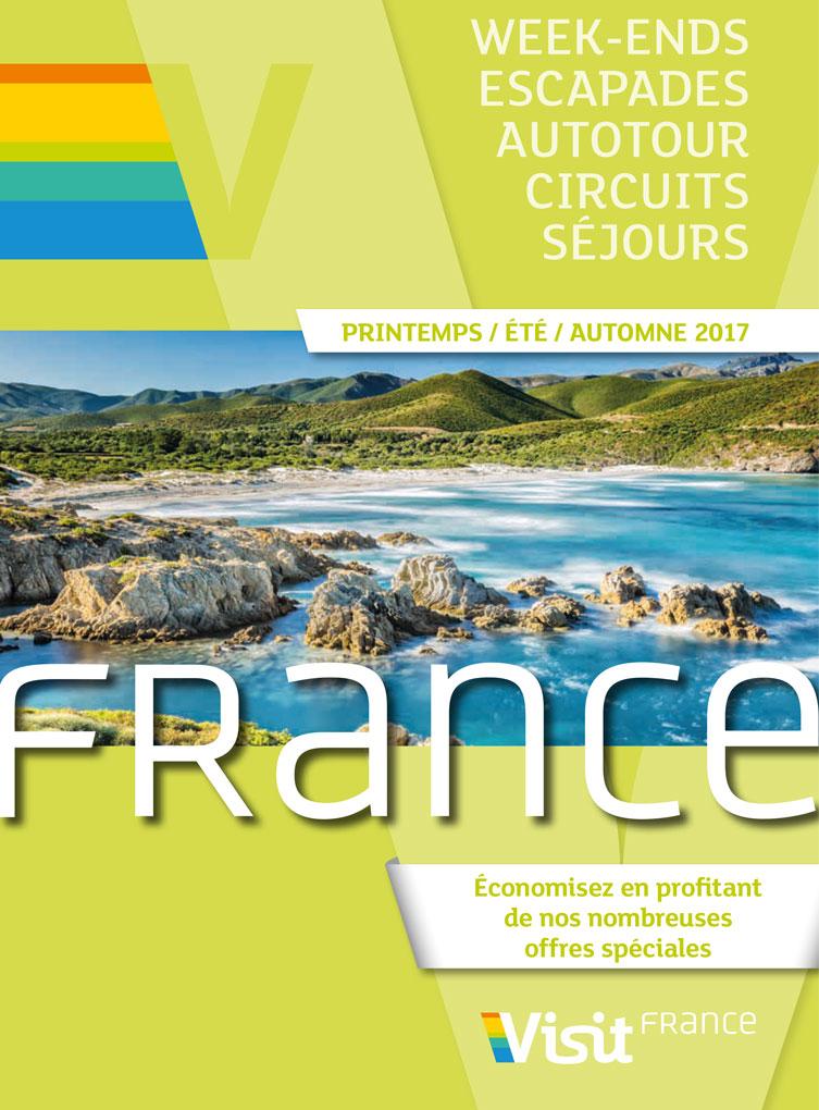Visit France Printemps - Été - Automne 2017