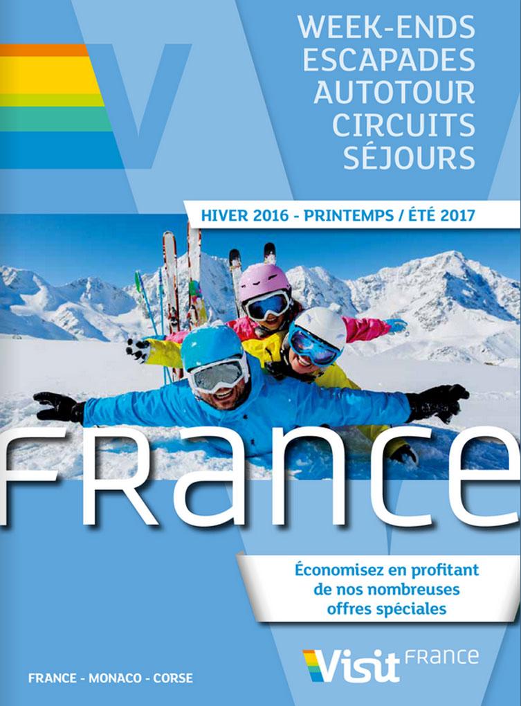 Brochure Visit France Hiver