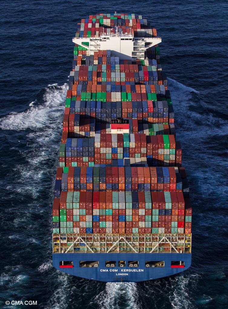 Voyages en Cargo by CMA CGM