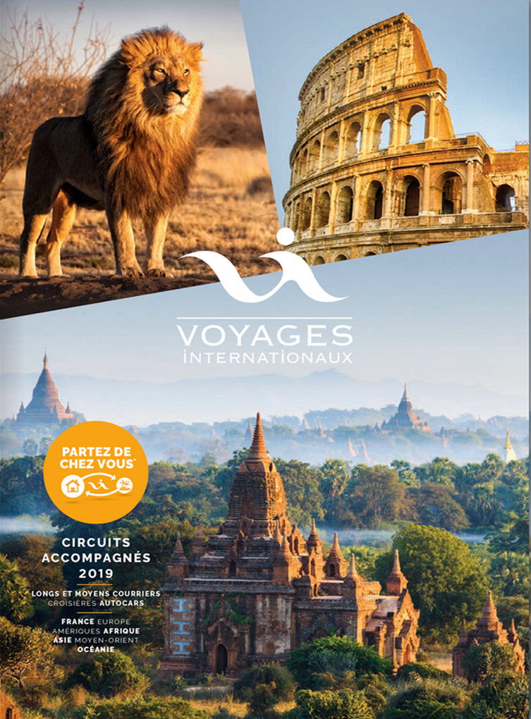 Voyages Internationaux - Brochure CIRCUITS