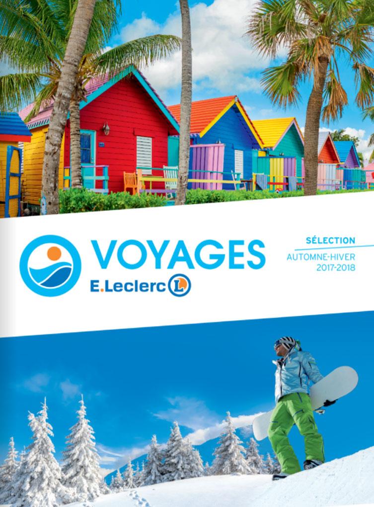 Voyages E Leclerc Hiver
