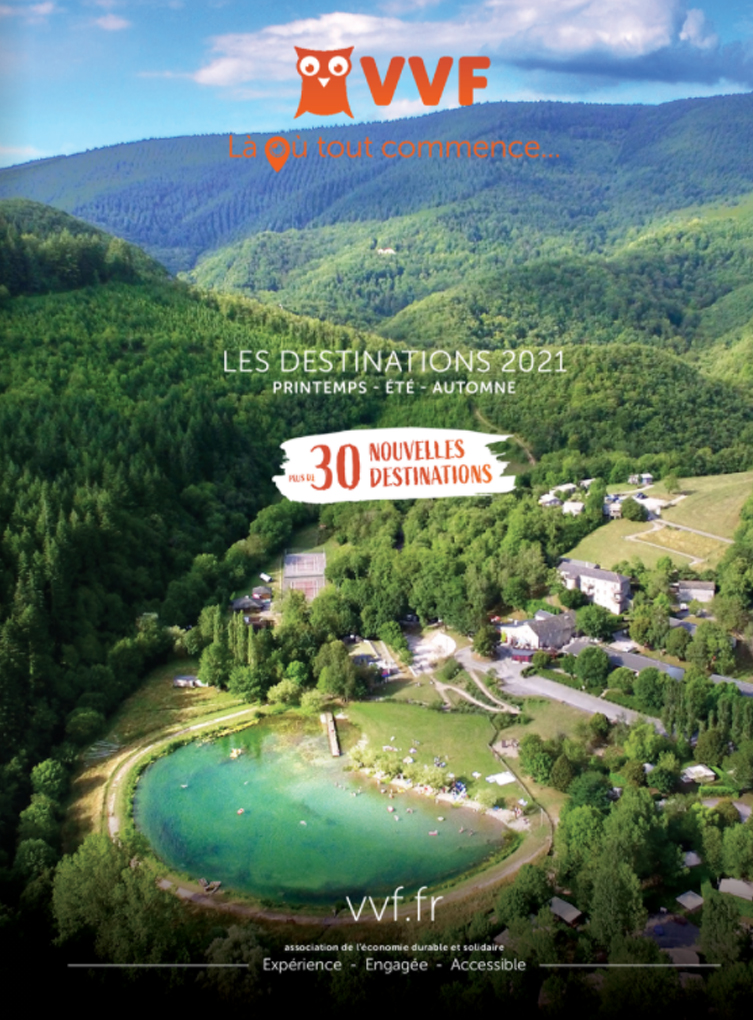Brochure VVF Printemps Eté Automne 2020