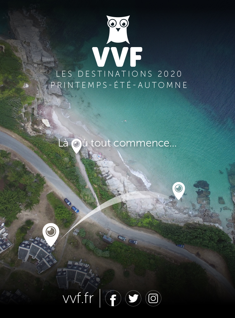 Brochure VVF VILLAGES Printemps Eté Automne 2020