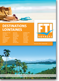 FTI Voyages Destinations lointaines Hiver