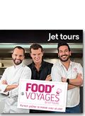 Jet tours Food's Voyages