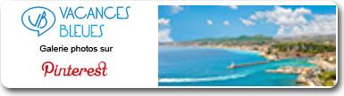 Vacances Bleues - Pinterest