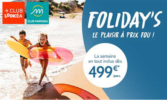 Les Folidays by TUI
