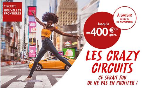 Circuits Nouvelles Frontières - Découvrez la France