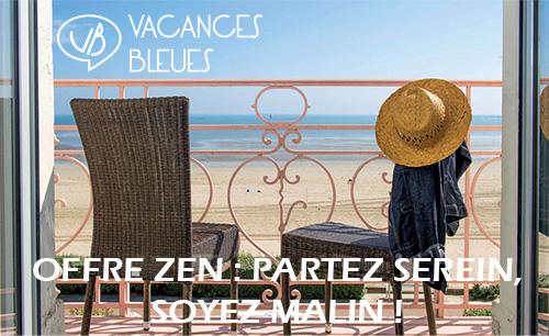Vacances Bleues - L'offre ZEN