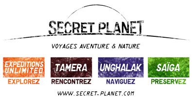 les marques de Secret Planet