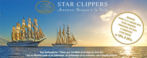 crédit photo Star Clippers