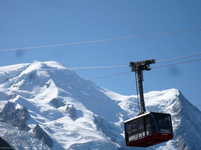 © OT Chamonix Aiguille du Midi