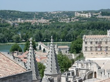 Pont d'Avignon - DR Brochuresenligne.com