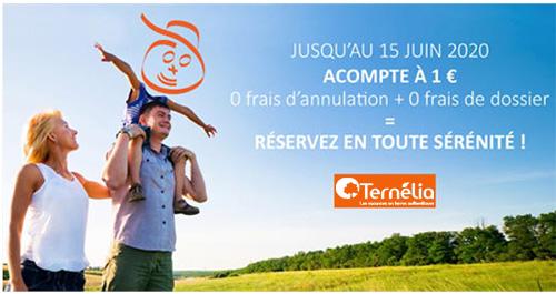 Offre Kid à 1€ - Ternélia