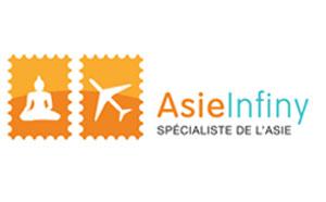 Asie Infiny : découvrez la brochure