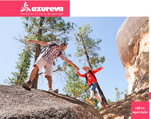 Offre Vacances Printemps : Location à 299€ - AZUREVA