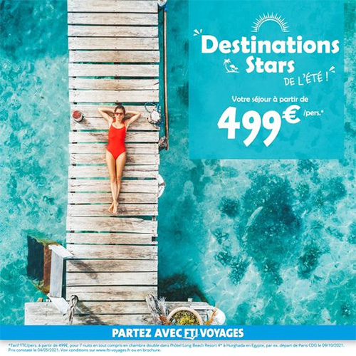 Offre FTI Voyages Grande Canarie