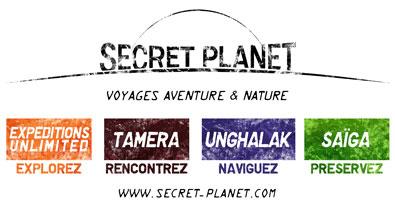 les marques de Secret Planet