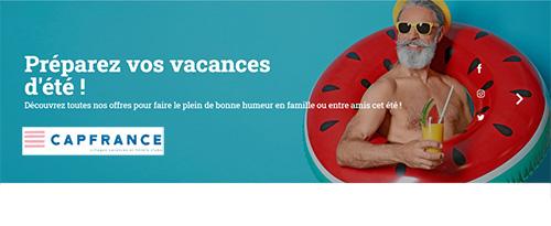 Villages Vacances CAP FRANCE