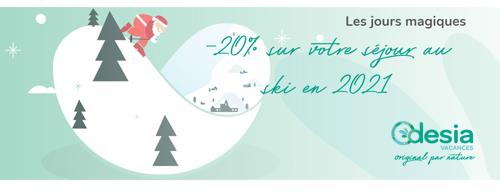 Vacances de Noël - ODESIA VACANCES
