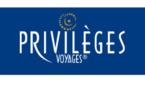Privilèges Voyages, le  magazine Envolées Voyages