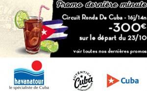 Offre Havanatour CUBA