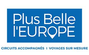 PLUS BELLE L'EUROPE : la brochure des circuits en Europe