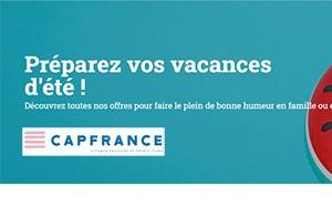 Vacances tout compris CAP FRANCE