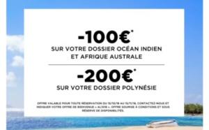 Offre Austral Lagons