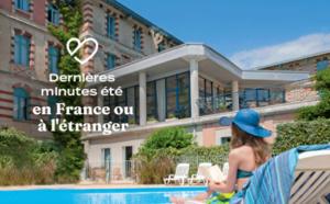 Dernière minute Vacances Bleues