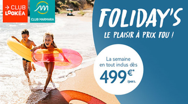 Les Foliday's by TUI