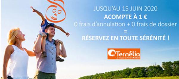 Bons Plans Vacances Ternélia